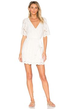 Tularosa Rocky Dress in Shell | REVOLVE
