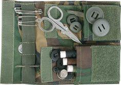 Web-tex British Army Soldier 95 Sewing Kit