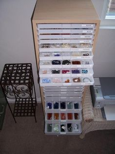 Best Craft Organizer Scrapbook Storage, Desks and Furniture