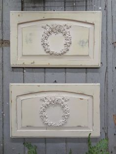 French Garden Panels