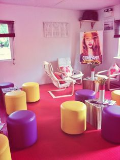 Midsummer House Company Magazine party