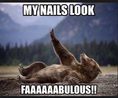 My Nails. . .