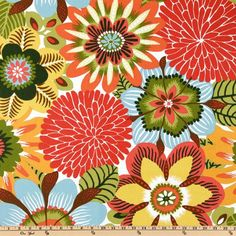 Modern Fabric Designs