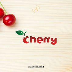 Logo to vector Convert your logo to vector Convert JPG to vector Vectorize and redraw a logo Logo Design Inspiration, Icon Design, Cherry Logo, Fruit Logo, Fruit Vector, Cherry Fruit, Floral Logo, Simple Quotes, Modern Logo Design
