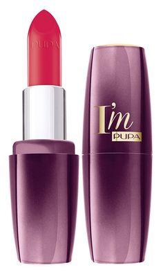 PUPA Milano Velvet Garden I'm Lipstick 311 Red Peony #Pupa #VelvetGarden #Lipstick #Makeup #Beauty #Cosmetics #PupaMilano