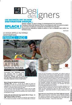 """Vu sur le magasine """"SAint Etienne Society """" daté Août 2012"""