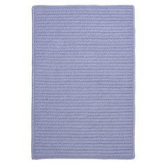 Charlton Home Glasgow Purple Area Rug Rug Size:
