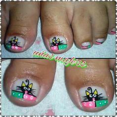Toe Nail Art, Toe Nails, Manicure, Gold Nail Art, Decorations, Little Girl Nails, Feet Nails, Nail Bar, Toenails