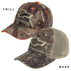 Muscle Car Apparel and Gifts - Chevy Hat - TrueTimber Camo, $16.95 (http://www.musclecarapparel.com/chevy-hat-truetimber-camo.html)
