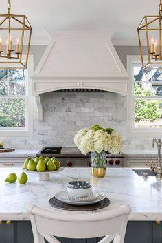 South Shore Decorating Blog: 50 Favorites for Friday kitchen hood