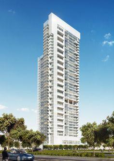 Taichung Condominium Tower by WAN Editorial in Taichung, Taiwan