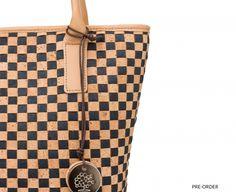 Capri Weave Shopper - Beautiful detail