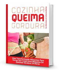 Livro Cozinha Queima gordura