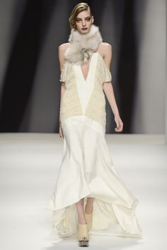 Bidhu Mohapatra - New York Fashion Week - Aisle Style Inspiration Autumn/Winter 2013-14