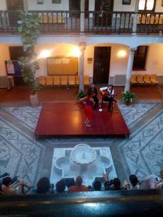 Flamenco en mi escuela