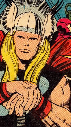 Thor by Jack Kirby                                                                                                                                                                                 More