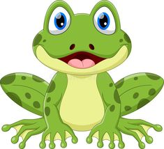 Illustration of the Quack - 115036343 - Cute green frog cartoon. Illustration of cute frog cartoon isolated on white bac, - Funny Frogs, Cute Frogs, Animated Frog, Frosch Illustration, Line Illustration, Inkscape Tutorials, Frog Drawing, Frog Pictures, Frog Art