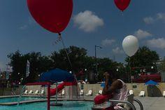 Rosedale Pool Opening, via Flickr.