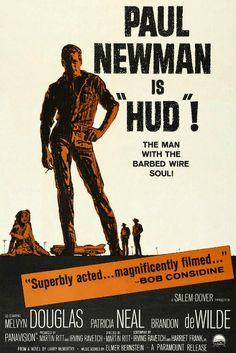 Hud, 1963.