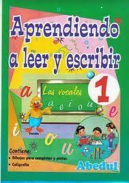 MAESTROS DE CORAZON: E-LIBRO: APRENDIENDO A LEER Y ESCRIBIR 1 (EN PDF)