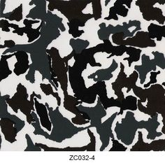 Hydro dipping film camouflage pattern ZC032-4
