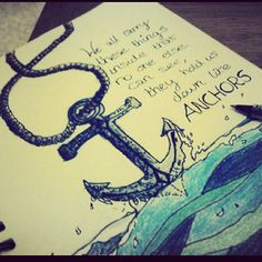 Anchors!