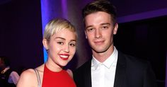 Miley Cyrus & Patrick Schwarzenegger