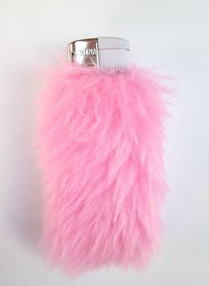 Kawaii Goth Cute Girly Pink Lighter Case, Furry Bic Lighter Cover, Pastel Goth, Sweet Lolita, Soft Grunge, Baby Pink Faux Fur