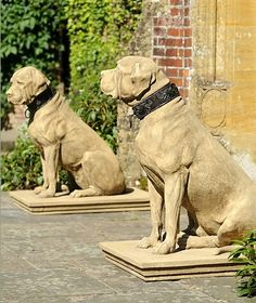 1000 Images About Dog Statues On Pinterest Statue