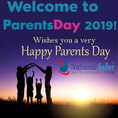 National Seller wishing your parents ***HAPPY PARENTS DAY***. Celebrate this Parents day with us – Contact Details: - Parenting Happy Parents, Celebrity Babies, Wish, Father, Dads, Parenting, Education, Children, Celebrities
