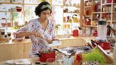 Bela Gil dá dicas para montar marmitas gostosas, nutritivas e equilibradas para o dia a dia - Bela Cozinha - GNT