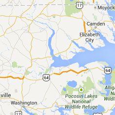 Directions to Twin Lakes RV Resort | North Carolina Encore RV Park