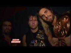 song Ballad de Ziggler By Dean Ambrose ( The Shield ) September 15th, 20...