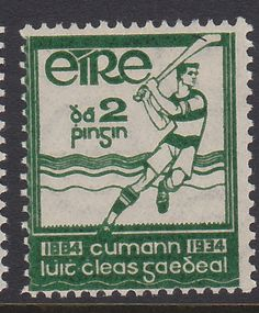 Postage Stamps of Eire Ireland 1934 Gaelic Athletic Association SG 98 Fine Used Scott 88 Stamps For Sale Take a Look Postcard Postage, Postage Stamps, Irish Free State, Letter Writer, Commemorative Stamps, Buy Stamps, First Day Covers, Ms Gs, Commonwealth