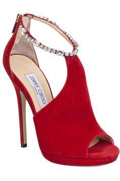 Los zapatos de la coleccion prefall 2013 de Jimmy Choo perfectos para novias e invitadas