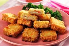 Resep Masakan: Resep Membuat Nugget Tahu Enak Mudah Praktis