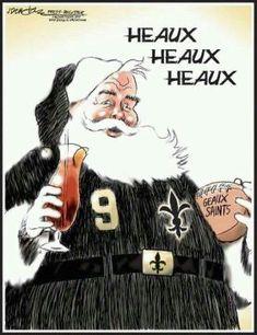 New Orleans Saints Christmas