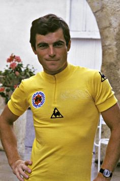 1979- Bernard Hinault. The champ and gent I met Nov'13