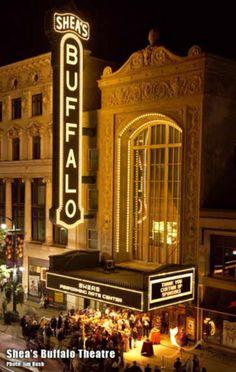 Shea's Performing Arts Center  Buffalo, NY