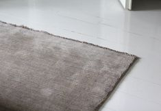 Living room rug // RAW Design blog