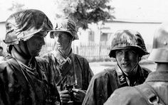 Faces of war: Wiking soldiers during Operation Blau in 1942