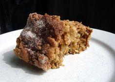 apple oatmeal bar cookies