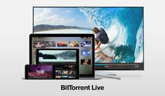 #BitTorrent launches a live video streaming platform.