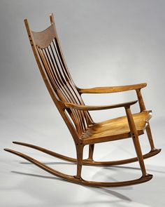 Sam Maloof Rocking Chair Plans Hal Taylor Room Essentials Patio Chairs 39 Best Images Swing House