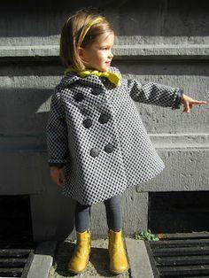 Coat for Pippa