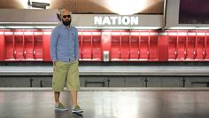 Yanis, toujours au RER Nation