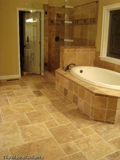Master Bath Idea.  www.yourarborhome.com