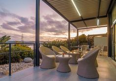 The Bloem has the most perfect patio, we would also like to relax there! Outdoor Seating, Outdoor Decor, South Africa, Relax, Patio, Home Decor, Decoration Home, Room Decor, Home Interior Design