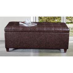 NOYA USA Classic Storage Bedroom Bench & Reviews   Wayfair