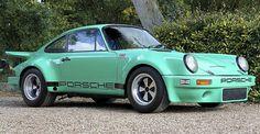 Classic Porsche Carrera RSR for sale > 1974 Porsche 3.0 IROC Carrera RSR for sale